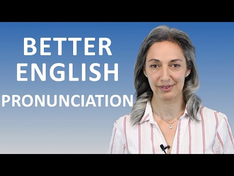 Improve your English pronunciation | Simple techniques and highly effective app