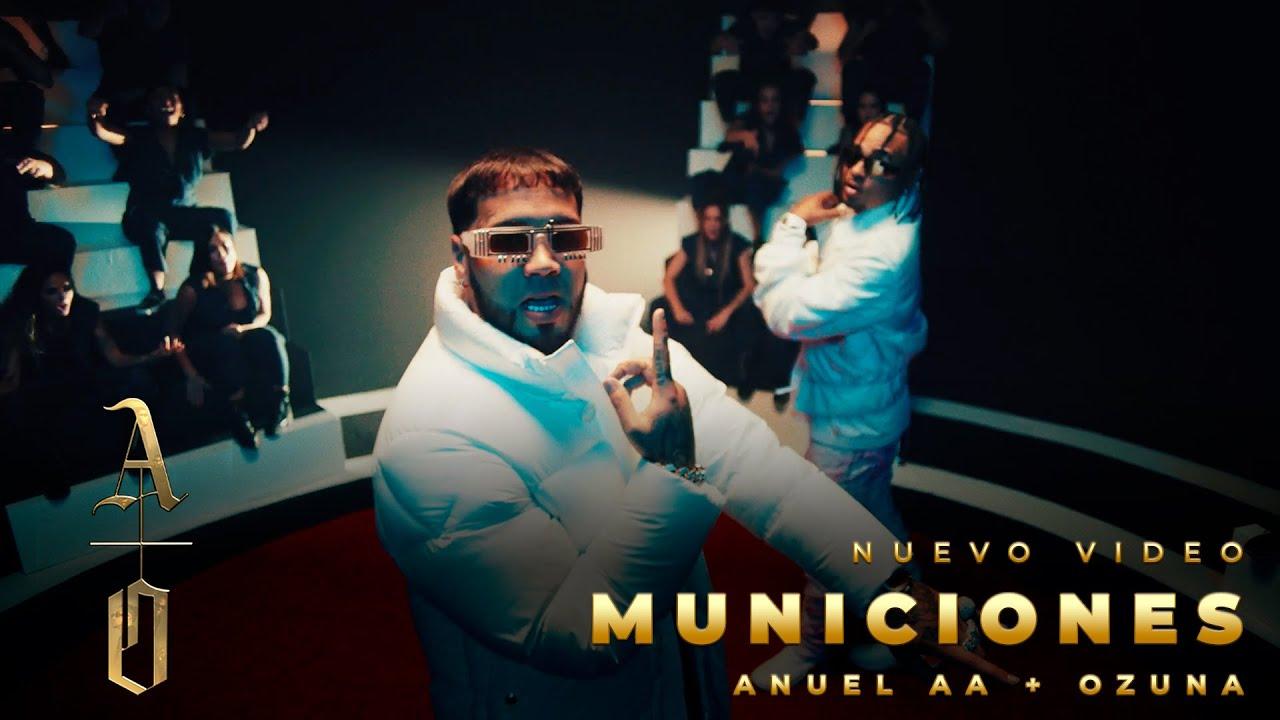 Municiones Lyrics – Anuel AA & Ozuna| Anuel AA & Ozuna Lyrics