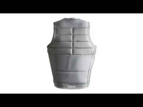 Follow 2022 Mens TBA Jacket (Silver)