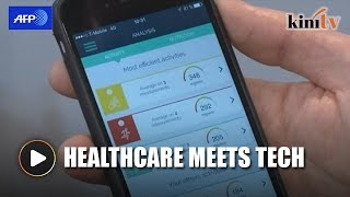 Health technology takes the spotlight at CES