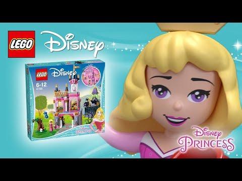 Vidéo LEGO Disney 41152 : Le Château de la Belle au bois dormant