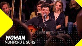 Mumford & Sons   Woman | 3FM Mega Exclusive | 3FM Live
