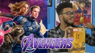 Predicting The Avengers 4 Trailer While Eating Avengers Cereal