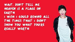 Everything I Didn't Say - 5 Seconds of Summer (Lyrics)