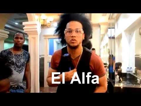 El Alfa - El Transformador ( Dembow 2013 ) (  Dando Corriente )
