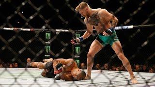 UFC & MMA ЛУЧШИЕ БОИ И НОКАУТЫ 2016-2017