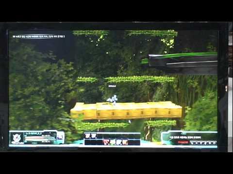 Mega Man Online first offscreen gameplay video