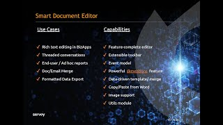 Document Management and Custom Reporting for your end-users