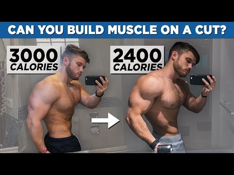 , title : 'Can You Build Muscle In a Calorie Deficit / Lose Fat In a Surplus? (Science Explained)