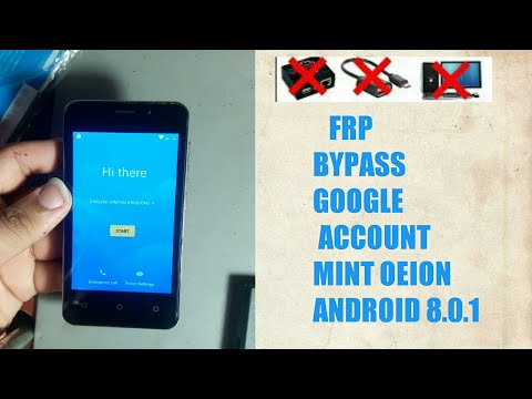 bypass google account android 7 1 1/ 8 0 oreo accent cameleon c6 frp