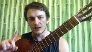 1) Как играть на гитаре любую песню — три волшебных аккорда PIROLIZ .COM