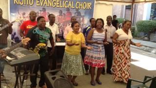 Hakuna Mungu Kama Wewe (New Verson) - Kwaya ya Uinjilisti Kijitonyama, Dar