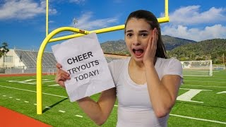 How to Make the Cheer Team | Cheer Tryout Tips