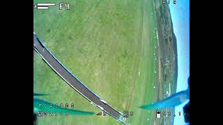 Mine best FPV flight whose with mine first fpv drone Emax Hawk