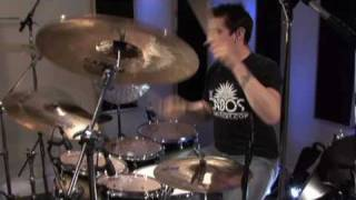 """30 Seconds To Mars """"From Yesterday"""" Drum Cover"""