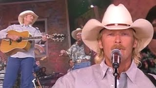 Alan Jackson   Maybe I Should Stay Here