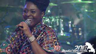 MADIN' GOSPEL FESTIVAL 2018   VIDEO OFFICIELLE – Dena MWANA : Dieu Est Capable
