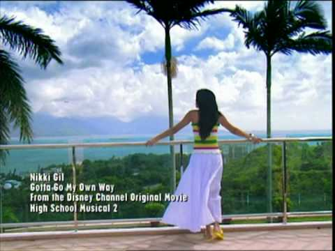 Gotta Go My Own Way - Nikki Gil (Asian Version) Mp3