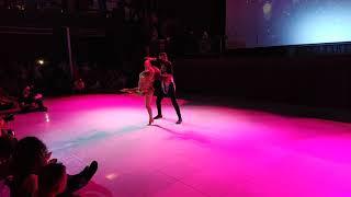 Michael & Aline Open Show BRAZUKA Dance Festival Moscow 04 Nov 2018