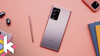 Besser als du denkst: Samsung Note 20 Ultra (review)