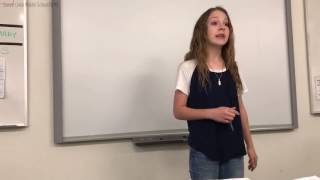 "Student's viral poem asks ""Why am I not good enough"""