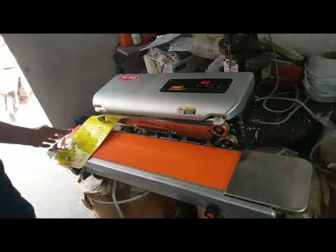 Continuous Sealer Machine SS Body