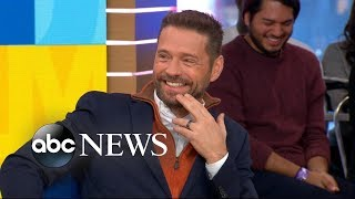 Jason Priestley says his daughter asks to watch 'Beverly Hills, 90210'