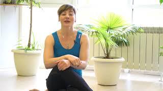Упражнение при остеохондрозе поясничного отдела позвоночника 2часть и при боли с пояснице