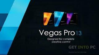 Sony Vegas Pro 13 editor de video Profissional (link para download na descriçao do video)