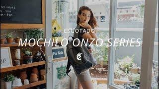 Tas Ransel Anti Air Pria Wanita Unisex Mochilo Onzo Limited Edition
