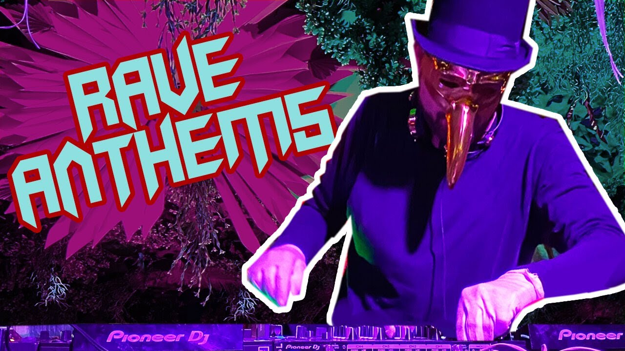 Claptone - Live @ Rave Anthems 2020