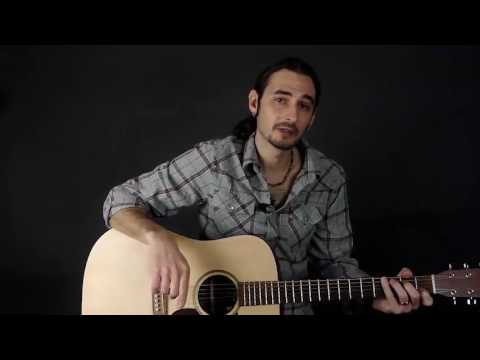 Beginner Guitar Lesson 26 : Chord Exercises : Switching Chords