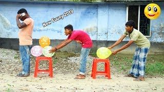 New Funny Videos 2019 || Best Comedy Video Episode -- 03 || Monirul Official