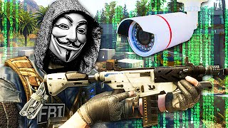 SCARIEST HACKER EVER RETURNS TO CALL OF DUTY! (Security Camera Trolling)