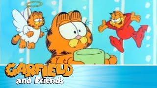 Good Cat Bad Cat - Garfield & Friends 😇😈