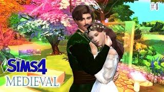 💒Robin Hood & Rhoslyns Wedding 🏰 II The Sims 4 Medieval Legacy Challenge #4
