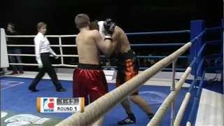 Vesialou vs. Sitnikov - Week 8 - WSB Season 3
