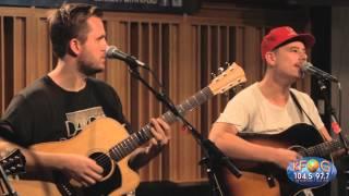 Boy & Bear - Southern Sun (Live on KFOG Radio)
