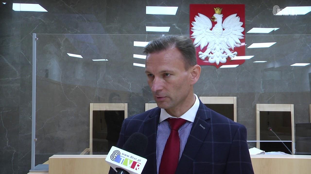 Proces Mariusza D.- komentarz rzecznika Sądu Okręgowego