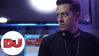Davide Squillace & Asquith - Live @ DJ Mag HQ 2015