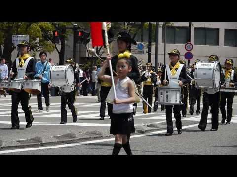 第58回 ザよこはまパレード 瀬戸ヶ谷小学校/ YOKOHAM