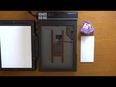 Rollfim scannen mit normalen Flachbettscannern - deutsch german