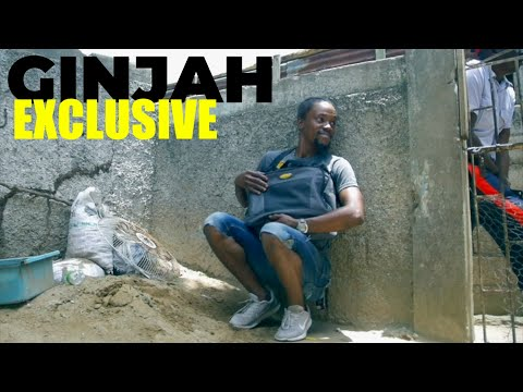 Reggae artist Ginjah drops some knowledge about garrison life plus an exclusive freestyle