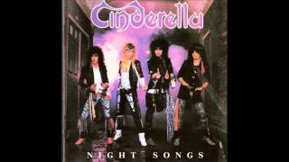 Cinderella - Night Song 1986 (Full Album)