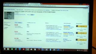 Step by step instructions on How to list items for Amazon FBA