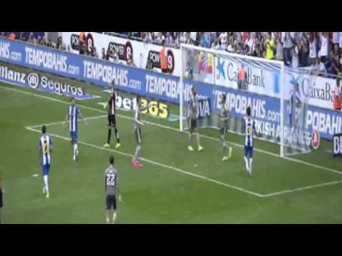 Cristiano Ronaldo Quad Goal - Espanyol vs Real Madrid 0 - 5 La Liga  2015