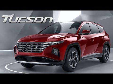 2022 Hyundai Tucson Colors & Design features