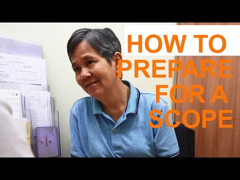​How to Prepare for Colonoscopy and Gastroscopy
