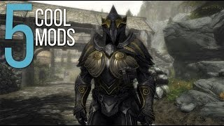 5 Cool Mods - Episode 11 - Skyrim: Special Edition Mods (PC/Xbox One)