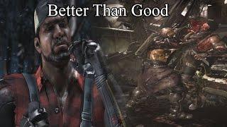 Better Than Good - Jax - Mortal Kombat X Online Matches